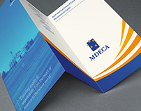 MDECA Group |  Tri-Fold Brochure