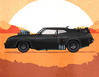 Mad Max - Carros Furiosos