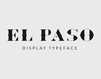 El Paso / Font Design
