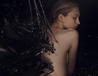 Dark Matter - Adobe Dimension project