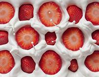 Йогурты Вкуснотеево - Рекламная кампания
