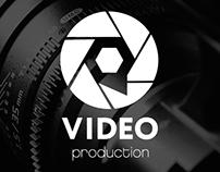 Разработка логотипа «Qvideo»