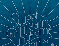 Sweet Dreams: Poster Print