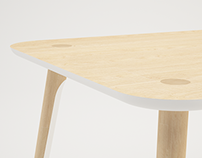 Whistle - dining table