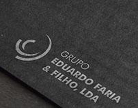 Grupo Eduardo Faria & Filho - Logotipo