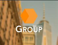 Box Floor Group Login App Screen