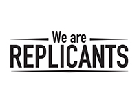 We are Replicants – Band Logo ideas
