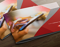 Brochure Design for Alepo Technologies