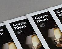 Carpe Diem brochure