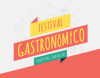 Festival Gastronômico Shopping Jaraguá