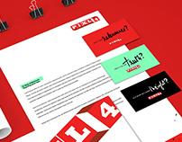 Pixl4 - Brand Identity