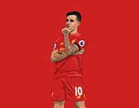 Philippe Coutinho - Dead Ball FC