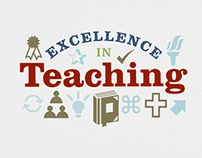 Animated Logo - Excellence in Teaching