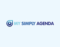 My simply agenda's website