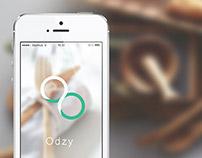 Odzy - mobile app