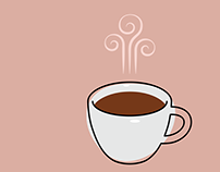 Coffee Cup Illustration: personal