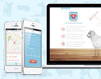 Pet Doctor | iPhone App & Web Design