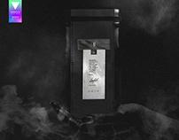 Black Smith- 黑咖啡包裝設計