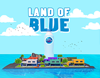Nestle Pure Life ( Land of Blue) Campaign