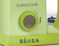 BÉABA Babycook Solo Packaging