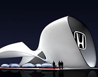 Honda Auto Show Proposal