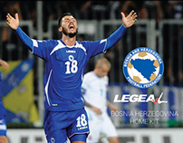 Bosnia Herzegovina National Team - Football