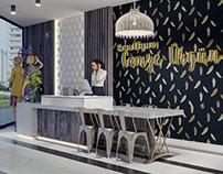 GAMZE ÜRGÜN BOUTIQUE Interior Design