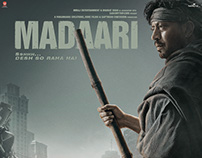 MADAARI 2nd poster