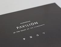 Somerdale Pavilion Branding