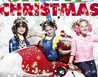 Campaña Snow christmas