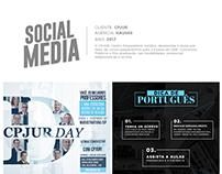 Social Media - CPJUR/SP