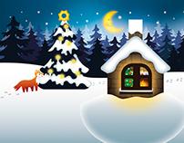 Gift box - Christmas Miracle