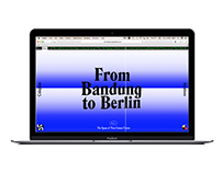 From Bandung to Berlin