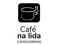 Identidade Visual: Café na lida