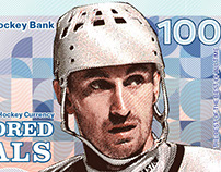 Goal - Ice Hockey Currency
