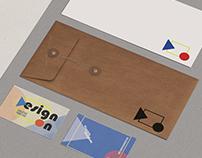 Design On Agency: Stationery