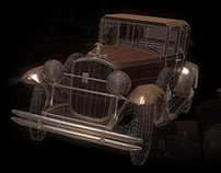 Ford T&Cadillac 1928 game models