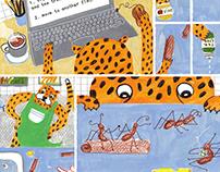 Comics about Cheetah
