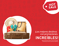 Imagen Gráfica campaña HotSale Liverpool México