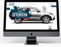 Slagelse Auto Teknik - Responsive Webdesign