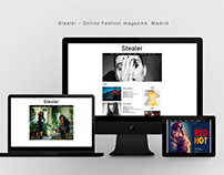 Stealer Online Fashion Magazine