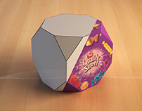Quality street Gift Box Concept