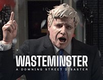 Wasteminster   A Downing Street Disaster
