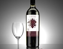 Oenology & Beverage Technolgy Wine Label