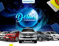 Promoção Destino Vitoriawagen