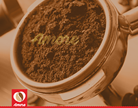 AMORE COFFEE MACHINE brand
