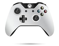 Vector Xbox Controller