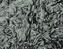 Textural Drawings