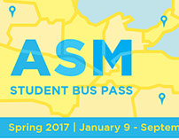 ASM Student Bus Pass 2016-2017
