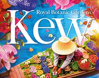 Royal Botanic Gardens Kew - Orchids Festival 2018